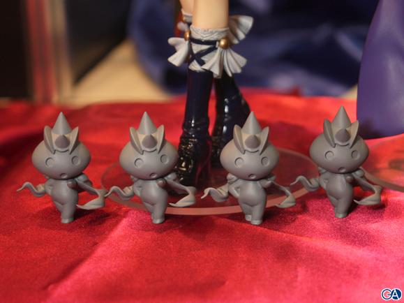 Charagumin annonce une nouvelle figurine (Garage Kit) Slayers -Naga confirmée- - Page 3 Charaguminnagaminisgolems