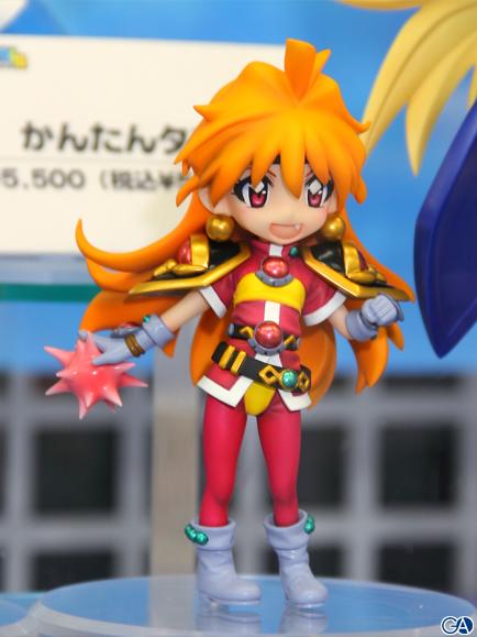 Les figurines charagumin (garage kit) de Lina Inverse - Page 5 Chibilinacharaguminakihabara
