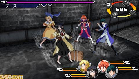 Slayers dans Heroes Phantasia, le prochain RPG  PSP de Banpresto. - Page 2 Heroesphantasiacleo