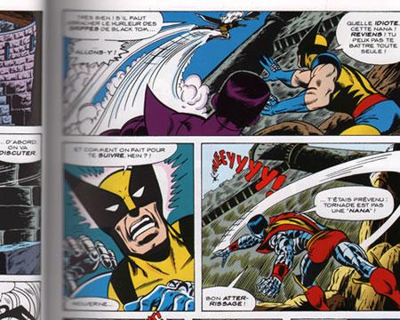 Univers Marvel : X-Men Lancedewolverine