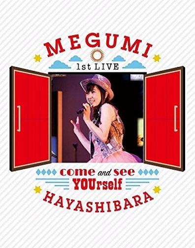 Megumi first Live