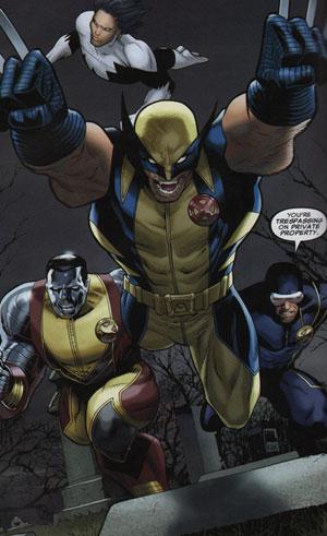 Univers Marvel : X-Men Sisterhood