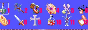Slayers PC-98 : Le guide pas à pas ! Slayerspcitemcopiegd