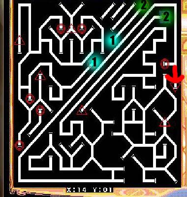 Slayers PC-98 : Le guide pas à pas ! Slayerspcvalleeetagedeuxcopiegd