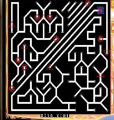 Slayers PC-98 : Le guide pas à pas ! Slayerspcvalleeetagedeuxgd
