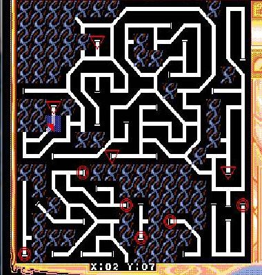 Slayers PC-98 : Le guide pas à pas ! Slayerspcvalleeetageungd