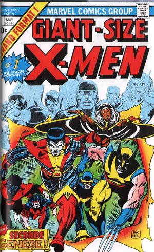 Univers Marvel : X-Men Uncannyxmen