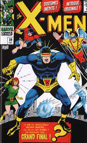 Univers Marvel : X-Men Xmenclassique